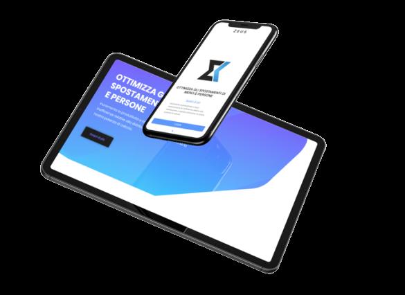 App Mobile per il trasportatore